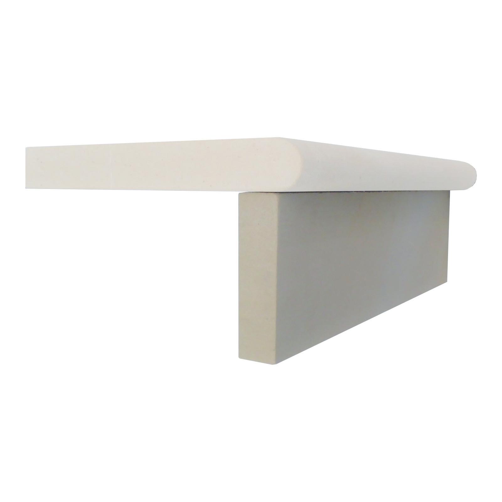 setzstufe 80x13x3 cm sandstein grau treppe treppen stufen innen und aussen. Black Bedroom Furniture Sets. Home Design Ideas