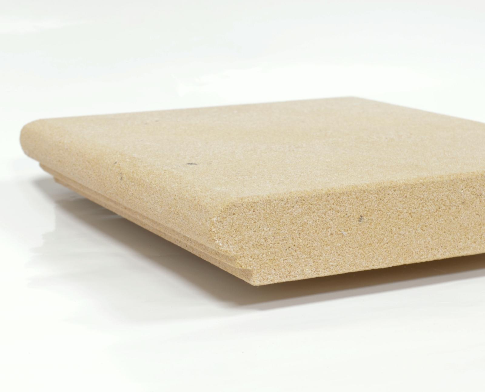 treppenstufen trittstufen au entreppe p1 40x40x5 cm sandstein hauseingang ebay. Black Bedroom Furniture Sets. Home Design Ideas